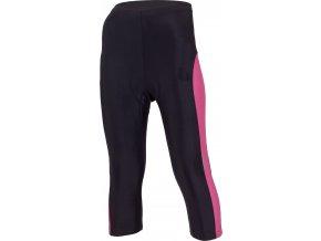 Lasting dámské cyklo kalhoty WP41 černé