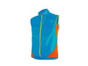 SENSOR PARACHUTE EXTRALITE pánská vesta modrá/oranžová