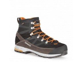 AKU Trekker Pro GTX black/ orange  pánské boty