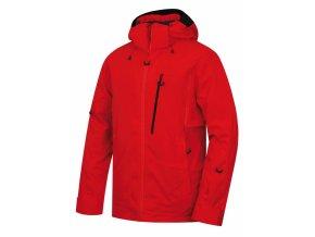 Husky Pánská lyžařská bunda   Montry M červená