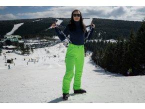 Husky Dámské lyžařské kalhoty  Mitaly L černá