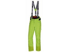 Husky Dámské lyžařské kalhoty  Mitaly L výrazně zelená