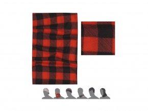 SENSOR multifunkční šátek kostka