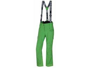 Husky Dámské lyžařské kalhoty  Galti L zelená