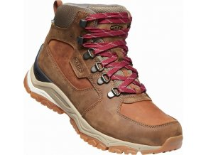 10008799KEN01 INNATE LEATHER MID WP W PRL CHR