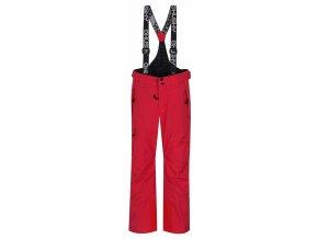 Husky Dětské lyžařské kalhoty  Zeus Kids výrazně růžová