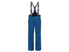 Husky Dětské lyžařské kalhoty  Zeus Kids tm. modrá