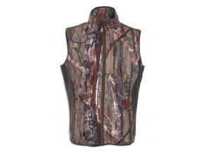 Deerhunter Fleece waistcoat