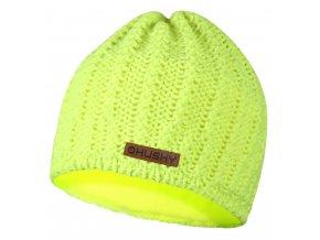 Husky Dámská čepice   Cap 30 neon žlutá
