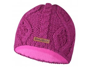 Husky Dámská čepice   Cap 32 fialová