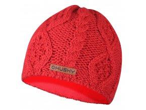 Husky Dámská čepice   Cap 32 červená
