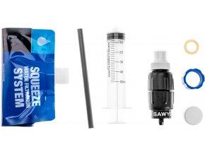 291269 vodni cestovni filtr sawyer sp2129 micro squeeze filter system