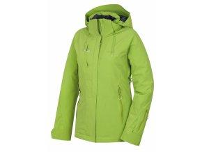 Husky Dámská lyžařská bunda   Nopi L zelená