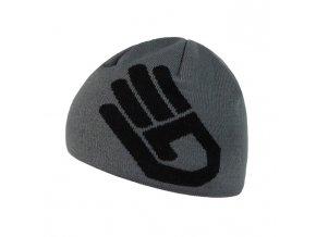 SENSOR Hand zimní čepice šedá