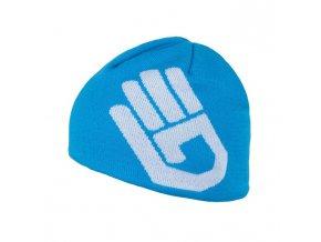 SENSOR Hand zimní čepice modrá