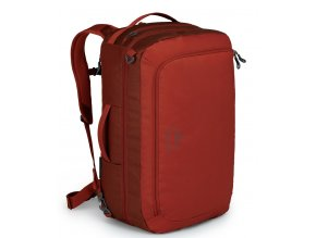 10000259OSP TRANSPORTER CARRY ON 44, ruffian red