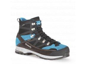 AKU Trekker Pro GTX black/turquoise  pánská obuv
