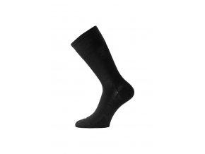 Lasting merino ponožky FWL černé  ponožky