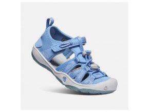 keen moxie sandal k blue vapor 154723