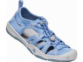 keen moxie sandal jr della blue vapor