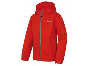 Husky Dětská outdoorová bunda   Zunat Kids červená