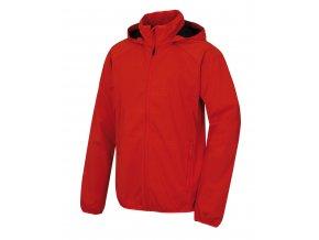 Husky Pánská softshellová bunda Sally M červená