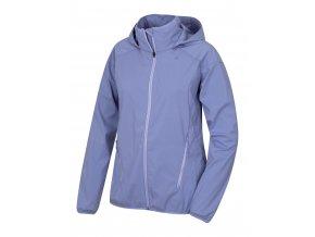Husky Dámská softshellová bunda   Sally L sv. modrofialová