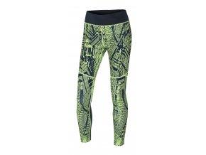 Husky Dámské sportovní kalhoty  Darby Long L sv. zelená