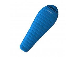 Husky Spacák Premium   Prime -27°C modrá  spací pytel