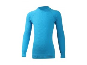 Lasting dětské funkční triko ZAPY modré