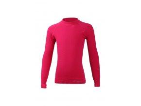 Lasting dětské funkční triko ZAPY růžové