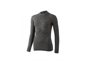 Lasting dámské funkční triko ATALA šedý melír