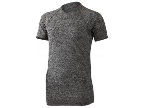 Lasting dámské funkční triko MUS šedý melír