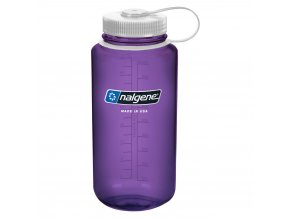 Nalgene Wide Mouth 1000 ml Purple/White
