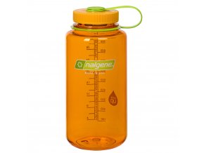 Nalgene Wide Mouth 1000 ml Clementine