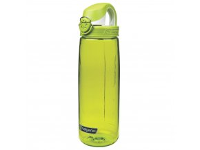 Nalgene OTF 650 ml Iguana/Green White Cap