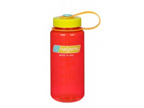 nalgene wide mouth 500 ml pomegranate