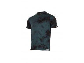 Lasting BOLOP 5990 pánské merino triko modré