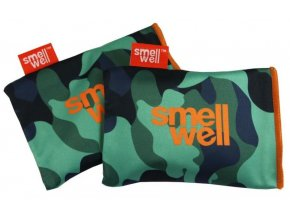 smell well active deodorizer camo green