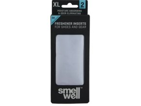 smell well active xl deodorizer silver grey