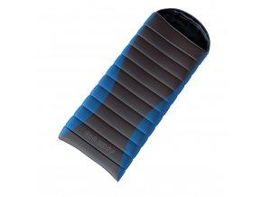 Husky Spacák Péřový Drafy -20°C modrá  spací pytel