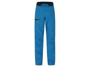 Husky Dětské softshellové kalhoty   Zane Kids modrá