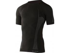 Lasting pánské funkční triko MOS černé