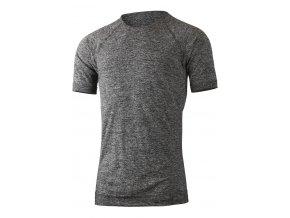 Lasting pánské funkční triko MOS šedý melír
