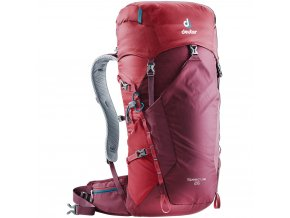 Deuter Speed Lite maron-cranberry