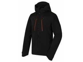 Husky Pánská softshell bunda   Sevan M černá