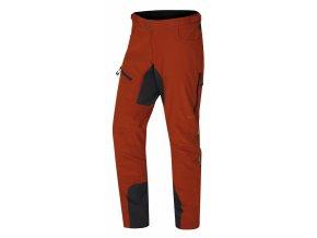 Husky Pánské softshell kalhoty   Keson M oranžovohnědá