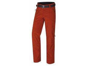 Husky Pánské outdoor kalhoty   Kresi M oranžovohnědá