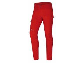 Husky Pánské outdoor kalhoty   Kix M výrazně cihlová