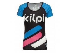 Kilpi Victori-w modrá  dámské triko + kód pro dodatečnou 20% slevu: 20NAVSECHNO